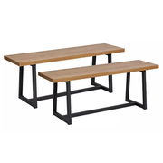Top 10 Best Dining Table Benches in the UK 2021 (Habitat, Julian Bowen and More)