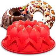 Top 10 Best Silicone Cake Moulds in the UK 2021 (Lakeland, MasterClass and More)
