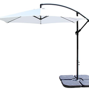 Top 10 Best Cantilever Parasols in the UK 2021 (Charles Bentley, Argos Home and More)