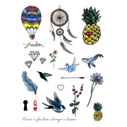 Top 10 Best Temporary Tattoos in the UK 2021 (Inkbox, INKED by Dani and More)