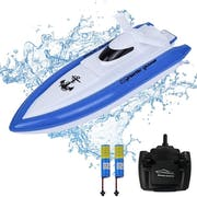 Top 10 Best Remote Control Boats in the UK 2021 (Rabing, Leic and More)