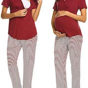 Top 10 Best Maternity Pyjamas in the UK 2020