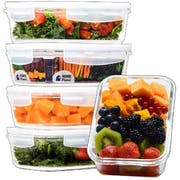Top 10 Best Meal Prep Containers in the UK 2021 (Pyrex, VonShef, and More)