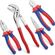 Top 10 Best Plier Sets in the UK 2021 (Knipex, Stanley, and More)