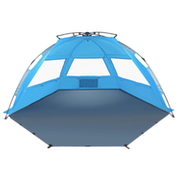 Top 10 Best Beach Tents in the UK 2021 (Coleman, Quecha and More)