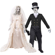 Top 10 Best Halloween Costumes for Couples in the UK 2021