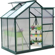 Top 10 Best Small Greenhouses in the UK 2021 (Palram, Outsunny and More)