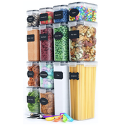 Top 10 Best Dry Food Storage Containers in the UK 2021 (OXO, IKEA and More)